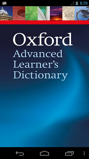 Oxford Advanced Learner's 8 v3.6.17