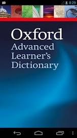 Oxford Advanced Learner's 8 Screenshot 6