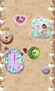 Analog clocks widget PUKURUN- screenshot thumbnail