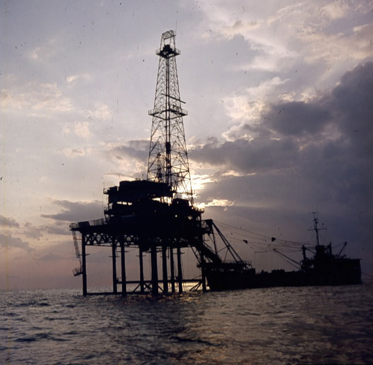 Offshore Oil Story Gulf Of Mexico Louisiana