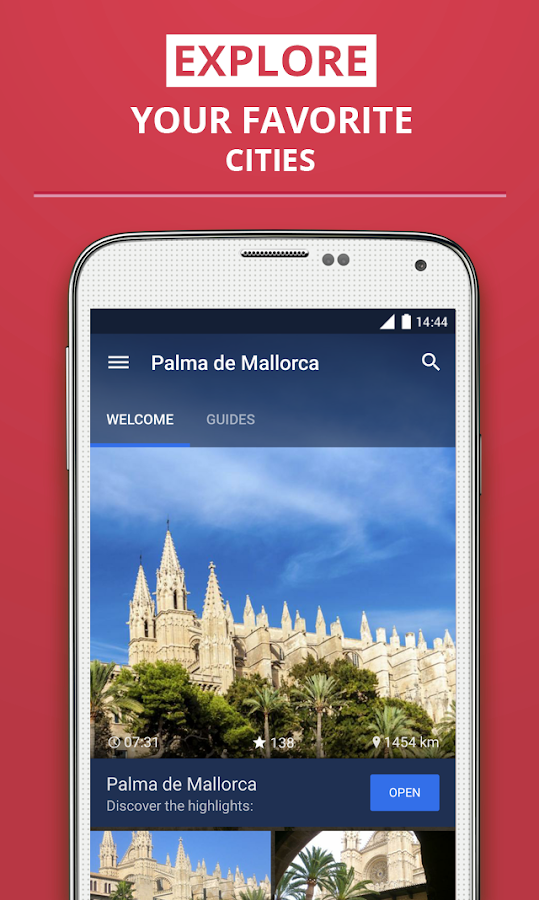 Palma de Mallorca Travel Guide - screenshot