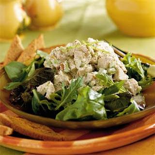 Chicken-Horseradish Salad