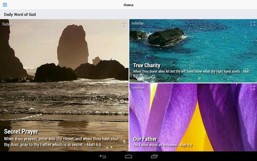 Daily Word of God - Lite 4.54.0 screenshots 7