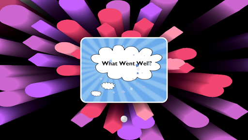 What Went Well - a Meditation