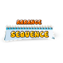 Arrange Sequence icon