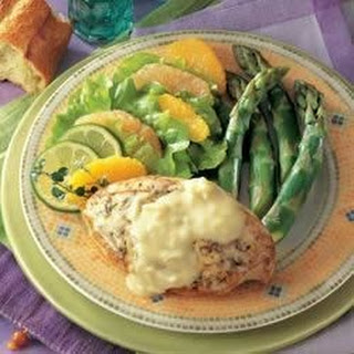 Creamy Chicken and Vegetables Recipe