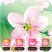 Pink Blossoms [SQTheme] ADW