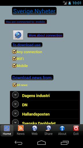 Sveriges senaste nyheter