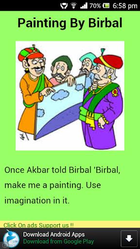 【免費漫畫App】Akbar-Birbal Tales-APP點子