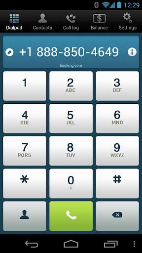 Callbacker - cheap calls