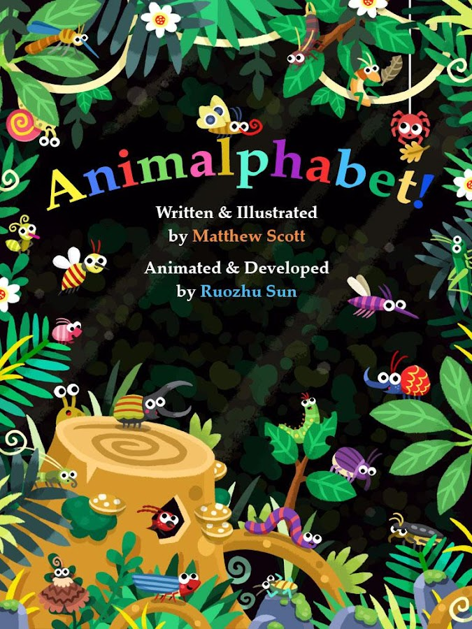 Animalphabet- screenshot