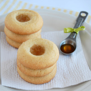 Honey Drop Cookies