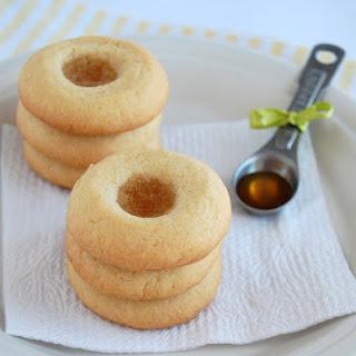 Honey Drop Cookies.