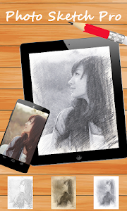 Photo Sketch Pro screenshot 0