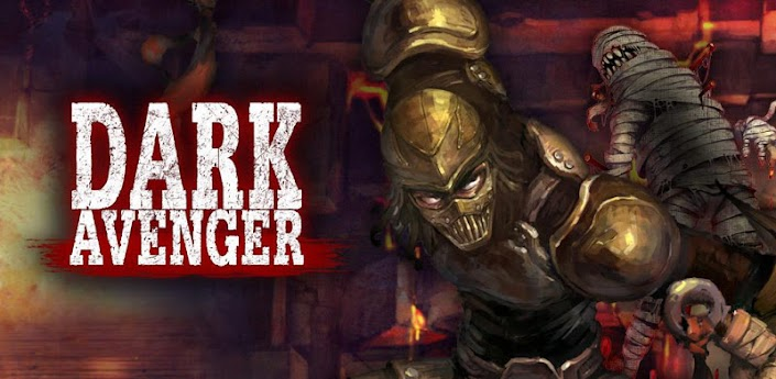 Android games FREE   Dark Avenger, uno splendido hack'nslash in stile Diablo!