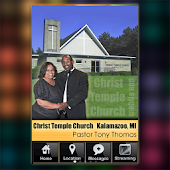 Pastor Tony Thomas Mobile App!