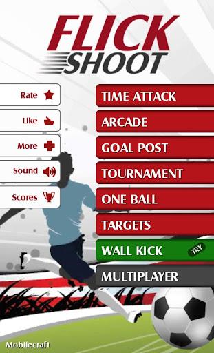 Flick Shoot (Soccer Football) 3.4.8 screenshots 10