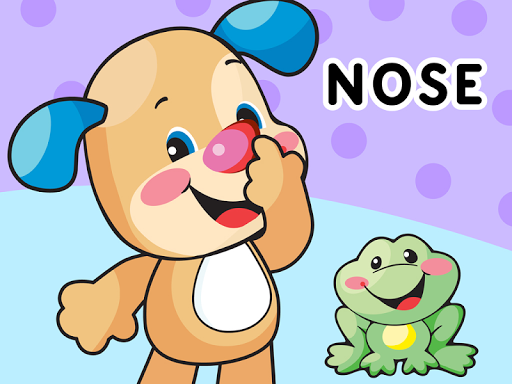 玩免費教育APP|下載Where's Puppy's Nose? for Baby app不用錢|硬是要APP