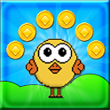 Happy Chick - Platform Game icon
