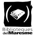 BiblioMaresme icon