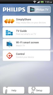 Philips MyRemote - screenshot thumbnail