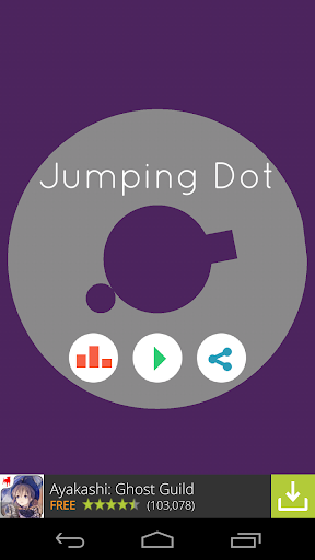 Jumping Dot - Bouncing Balls