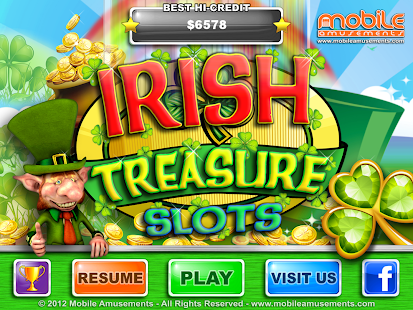 Irish Treasure Slots- screenshot thumbnail