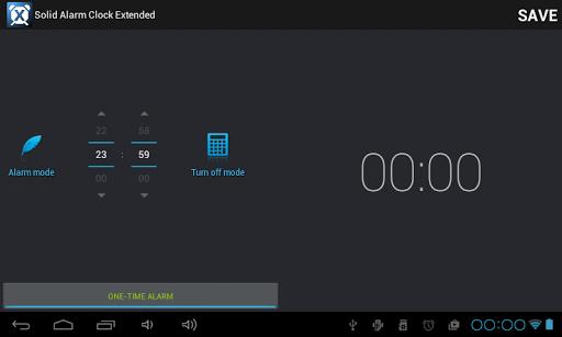Solid Alarm Clock Extended 3.19 screenshots 17
