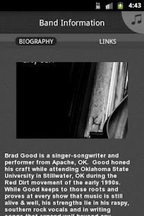 Brad Good - screenshot thumbnail