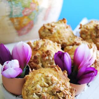 Organic Earth Day Muffins!