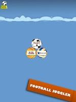 Screenshot of Football Juggler Deluxe