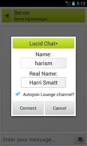 Lucid Chat*