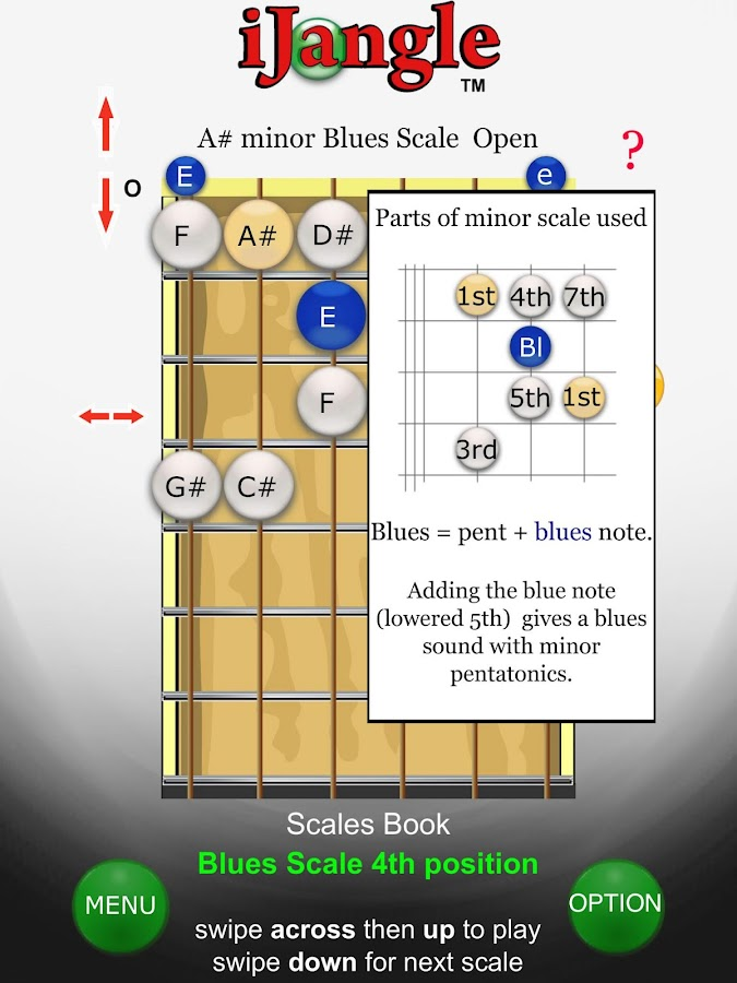 Guitar Chords Tuner + (FREE)- screenshot