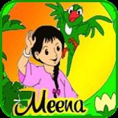 Meena k sath