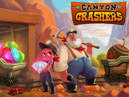 Canyon Crashers- screenshot thumbnail