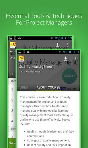 Quality Management Course