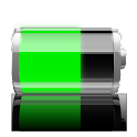 Battery: Time to Empty/Full logo