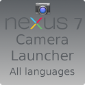 Nexus 7 Camera Launcher icon