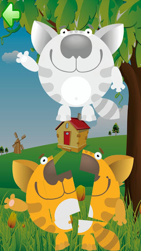 Farm animals for toddlers HD