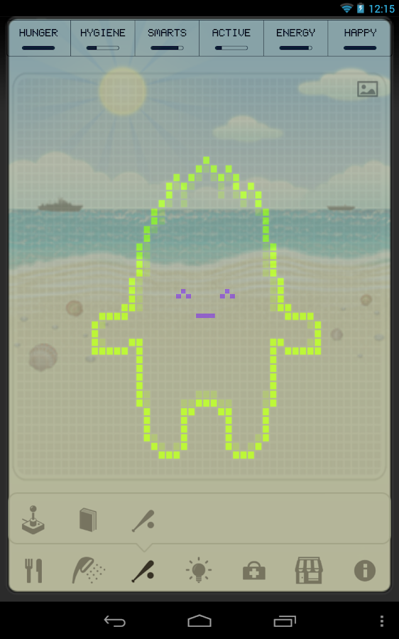 Hatchi- screenshot