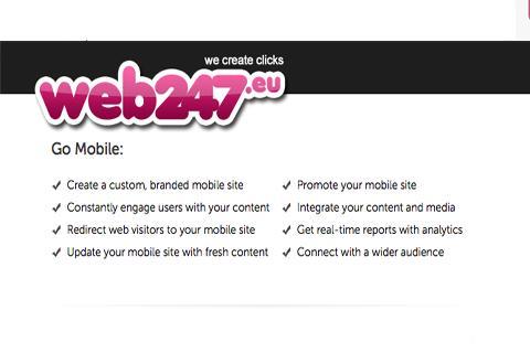 Web247.eu Demo App