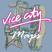 Vice City Cheats and Maps