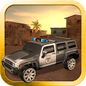 Cops vs. Mafia 4x4 3D icon