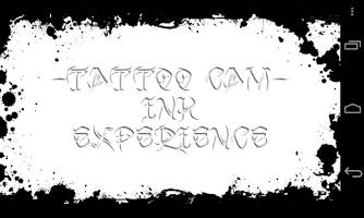 Screenshot of Tattoo Cam: Ink Experience