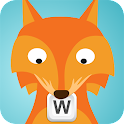 Word4Word -Out Fox Foxy to win icon