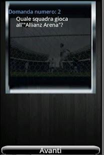 Tu lo Conosci il Calcio? Free- screenshot thumbnail