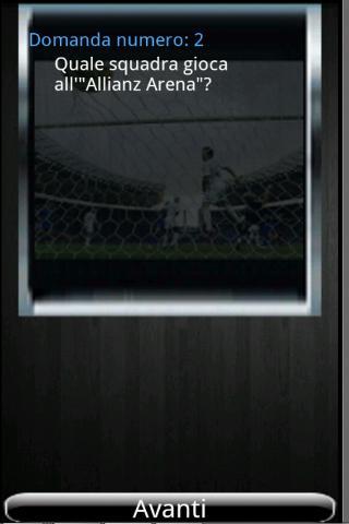 Tu lo Conosci il Calcio? Free- screenshot