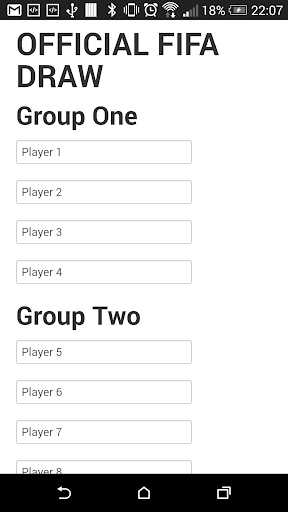 Draw and Schedule tool