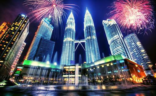 Kuala Lumpur Live Wallpaper
