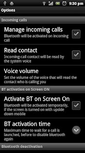 My Bluetooth Handsfree Demo - screenshot thumbnail